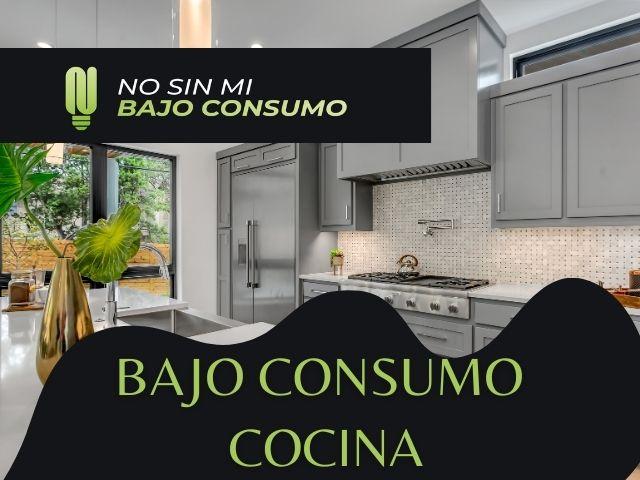 Productos Cocina Bajo Consumo