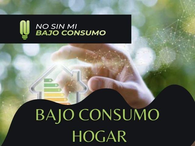 Productos hogar bajo consumo